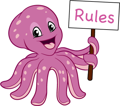 The Wiggle Room's Mascot, Gary The Octopus